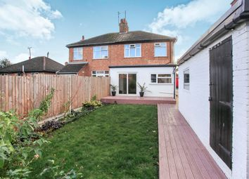 Thumbnail 3 bedroom semi-detached house for sale in Magee Road, Walton, Peterborough