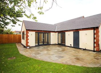 Thumbnail 3 bed bungalow for sale in Lincoln Road, Goltho, Wragby