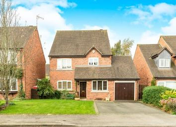 Thumbnail 4 bed detached house for sale in Highfield, Hatton Park, Warwick, Warwickshire