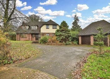 5 bed detached house for sale in Badgers Dene, The Narth, Monmouth NP25