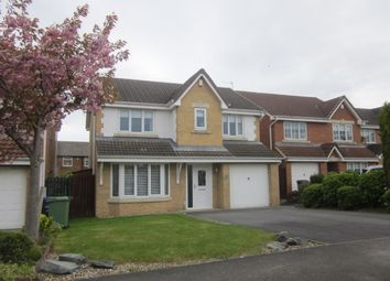 Thumbnail 4 bed detached house for sale in Bluebell Drive, Spennymoor