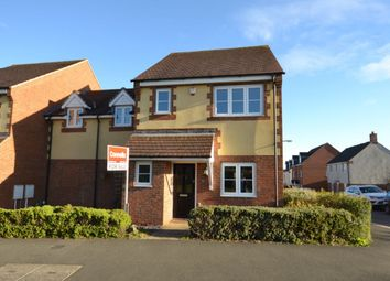 Thumbnail 4 bed semi-detached house for sale in St. Crispin Drive, St Crispins, Northampton