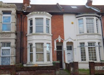 Thumbnail 1 bedroom flat to rent in Yasmine Terrace, New Road East, Portsmouth