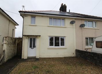 Thumbnail 3 bed semi-detached house to rent in Blaenau Road, Llandybie, Ammanford