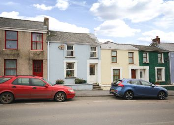 Thumbnail 2 bed terraced house for sale in Milford Road, Haverfordwest