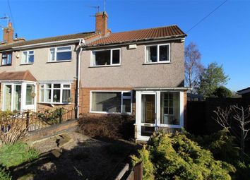 Thumbnail 3 bed end terrace house for sale in Wendover Rise, Coventry