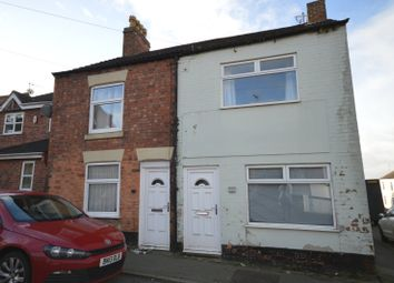 Thumbnail 2 bed end terrace house for sale in Lansdowne Road, Swadlincote, Derbyshire
