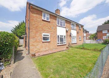 Thumbnail 1 bed flat to rent in Bartram Close, Hillingdon, Uxbridge