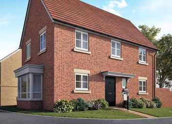 "Thumbnail 3 bed semi-detached house for sale in ""The Pevensey"" at Mill Road, Hailsham"
