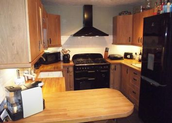 Thumbnail 3 bed terraced house for sale in Gullick Way, Burntwood