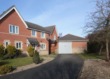 Thumbnail 3 bed semi-detached house for sale in Brasenose Drive, Brackley