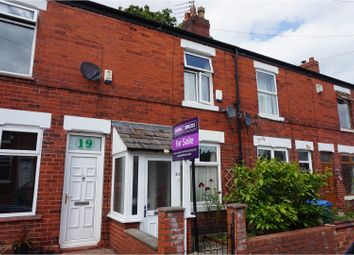 Thumbnail 2 bedroom terraced house for sale in Harold Street, Offerton