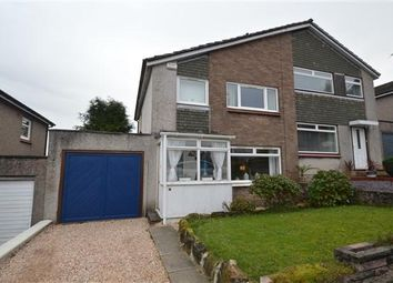 Thumbnail 3 bed semi-detached house for sale in Old Aisle Road, Kirkintilloch, Glasgow