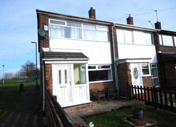 Thumbnail 3 bed terraced house for sale in Cloverhill, Fellgate, Jarrow
