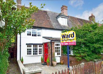 Thumbnail 3 bed end terrace house for sale in Snoll Hatch Road, East Peckham, Tonbridge, Kent