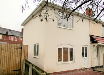 Thumbnail 2 bed semi-detached house for sale in Simpson Road, Low Hill, Wolverhampton