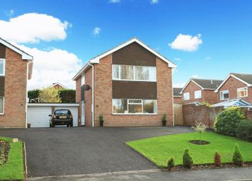 Thumbnail 4 bed detached house for sale in Coalport Road, Broseley