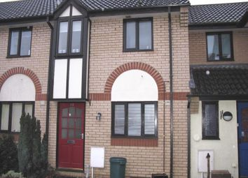 Thumbnail 2 bed terraced house to rent in Campion Close, Soham, Ely