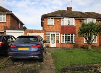 3 bed semi-detached house for sale in Lonsdale Drive, Enfield EN2