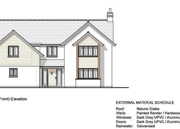 Thumbnail 4 bed detached house for sale in Wheal Venture Road, St Ives, Cornwall