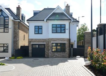 Thumbnail 5 bed detached house for sale in East End Road, London
