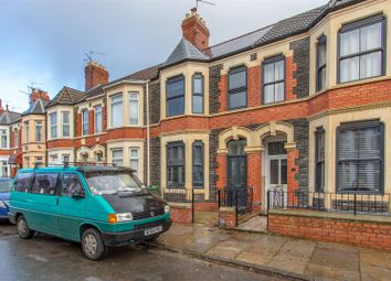 Thumbnail 1 bed property to rent in Grosvenor Street, Canton, Cardiff