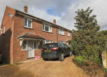 Thumbnail 4 bed semi-detached house for sale in Station Road, Stoke D'abernon