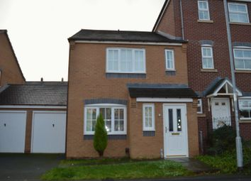 Thumbnail 3 bed semi-detached house to rent in Riven Road, Hadley, Telford