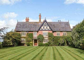 Thumbnail 6 bedroom detached house for sale in Brook Lane, Beeston, Tarporley, Cheshire