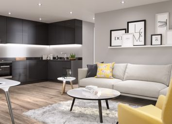 Thumbnail 1 bed flat for sale in Whitehall Road, Leeds