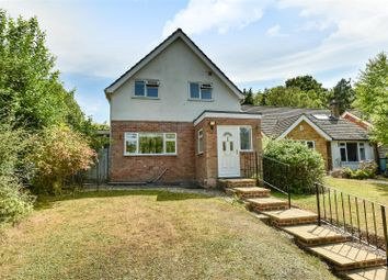 Thumbnail 3 bedroom detached house for sale in Greenwood Road, Crowthorne, Berkshire
