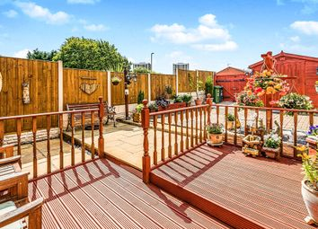 Thumbnail 3 bedroom terraced house for sale in Dalston Close, Dudley