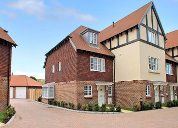 Thumbnail 3 bed semi-detached house for sale in Sussex Mews, West Avenue, Worthing