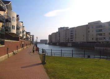 Thumbnail 1 bed flat to rent in Capella House, Celestia, Cardiff Bay, Cardiff
