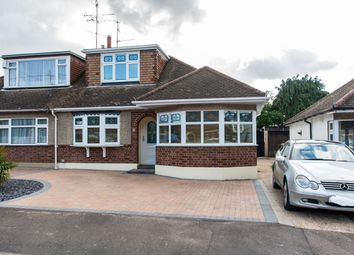 Thumbnail 3 bedroom semi-detached bungalow for sale in Southbourne Grove, Hockley