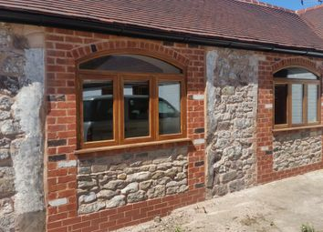 Thumbnail 1 bed barn conversion to rent in Berrow, Nr Malvern