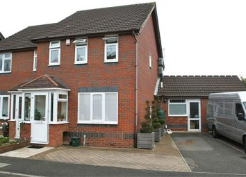 Thumbnail 5 bed semi-detached house for sale in Telford Way, Yeading, Hayes