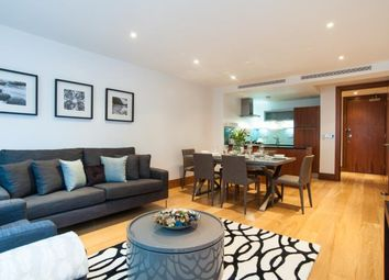 Thumbnail 3 bed flat to rent in Baker Street, Abbey House, London