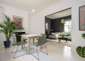 Thumbnail 3 bed terraced house to rent in Barnabas Road, London