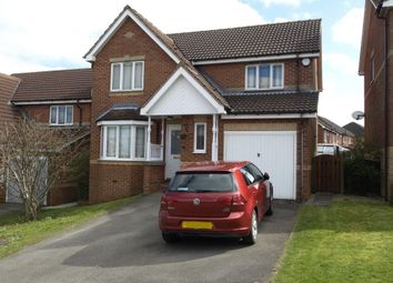 Thumbnail 4 bed detached house for sale in Mortimer Heights, Cubley, Penistone, Sheffield