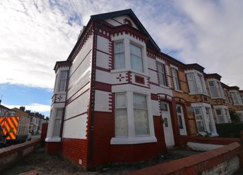 4 bed end terrace house to rent in Station Road, Wallasey CH44