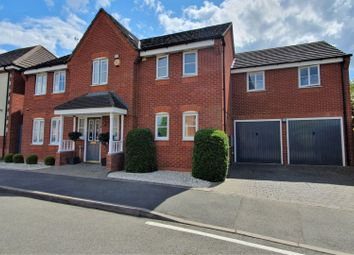 5 bed detached house for sale in Barons Close, Leicester LE9