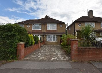 Thumbnail Semi-detached house for sale in Sheepcot Drive, Watford