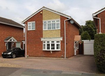Thumbnail 3 bed detached house for sale in Cornmarsh Way, Covingham, Swindon