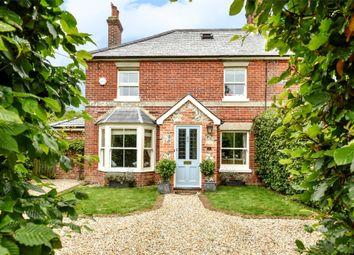 4 bed semi-detached house for sale in Cheriton, Alresford, Hampshire SO24