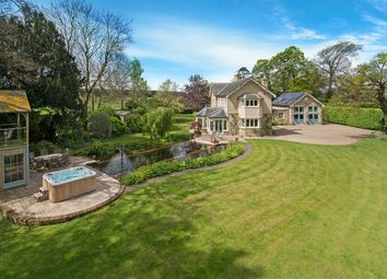 Thumbnail 6 bed country house for sale in Little Saxham, Bury St. Edmunds