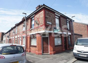 Thumbnail 2 bed end terrace house to rent in Marbury Street, Latchford, Warrington