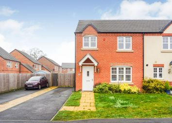 3 bed end terrace house for sale in Richardson Way, Derby DE22