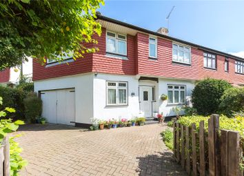 Thumbnail 5 bed detached house for sale in Sussex Avenue, Harold Wood