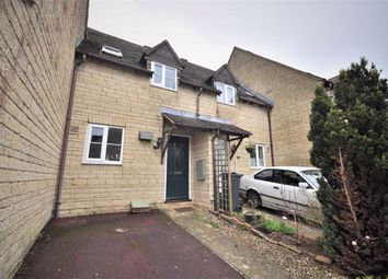Thumbnail 1 bed terraced house for sale in Foxes Close, Chalford, Stroud